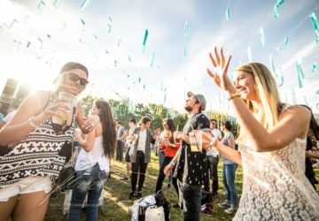 open air, Festival, Bonanza, Sonnendeck, Party, Innsbruck