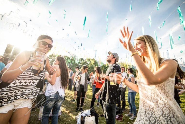 open air, Festival, Bonanza, Sonnendeck, Party, Innsbruck