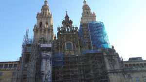 Pilgern, Jakobsweg, Santiago de Compostela, Kathedrale, Innsbruck