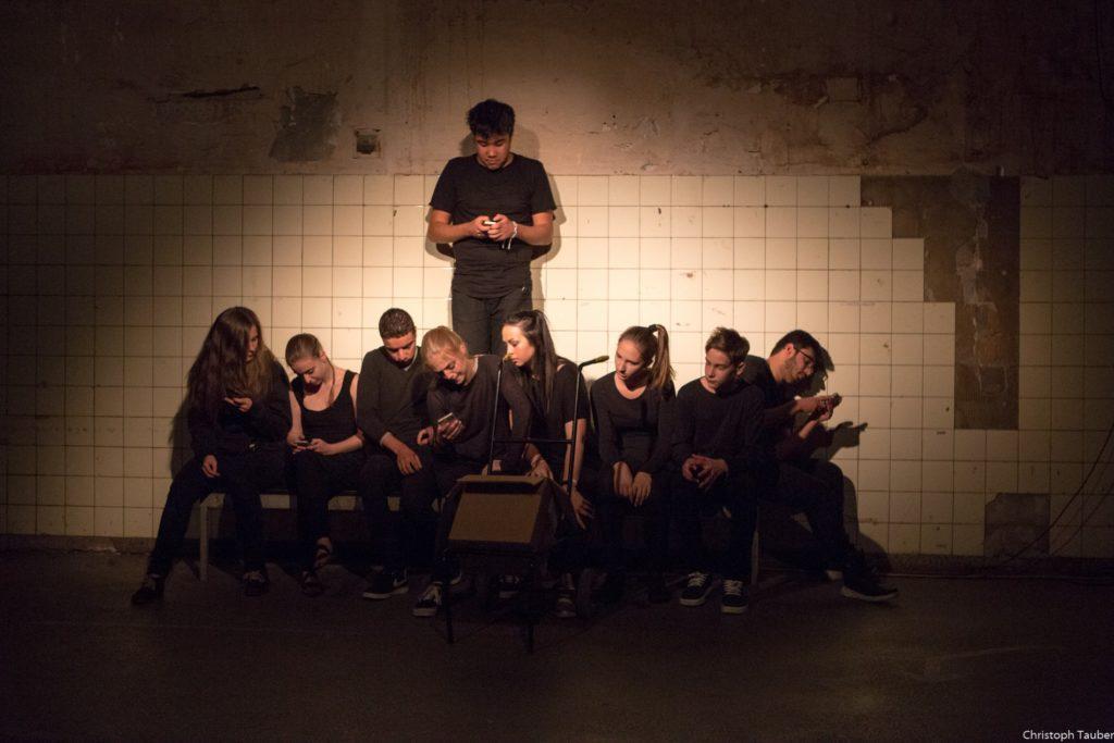Theater, Kunst, Integration, Jugendliche, Bäckerei, Innsbruck,